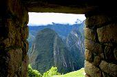 The Machu Picchu Inca Ruins - Peru poster