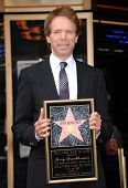 LOS ANGELES - JUN 23:  Jerry Bruckheimer arrives to the Walk of Fame Honors Jerry Bruckheimer  on Ju
