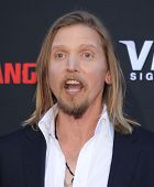 LOS ANGELES - JUN 22:  Barry Pepper arrives to the 'The Lone Ranger' Hollywood Premiere  on June 22,