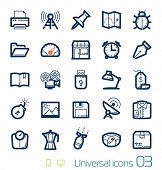 foto of time-bomb  - Universal icons set Perfect lines 03 - JPG