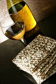 Wine And Matzoh