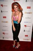 Bonnie McKee  at a Private Premiere Party for TLC's 'Who Are You Wearing'. Stork, Hollywood, CA. 08-