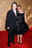 Martin Short and Nancy Dolman  at the Opening Night of the LA Opera 2008-09 Season. Dorothy Chandler