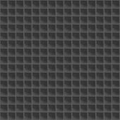 image of tetrahedron  - seamless texture composed of tetrahedral mosaic with black highlights - JPG