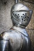image of parador  - Spanish military armor - JPG