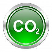 image of carbon-dioxide  - carbon dioxide icon - JPG