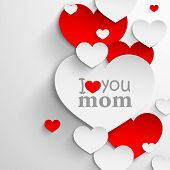 picture of i love you mom  - I love you mom - JPG