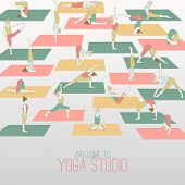 picture of  practices  - Yoga studio - JPG