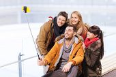 stock photo of friendship  - people - JPG