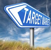 pic of niche  - target market business targeting for niche marketing strategy