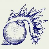 picture of grenades  - Hand grenade - JPG