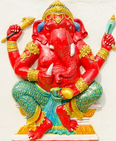 image of avatar  - God of success 26 of 32 posture - JPG
