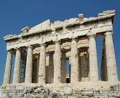 picture of akropolis  - Parthenon  - JPG