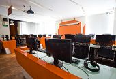 image of training room  - Office work place - JPG
