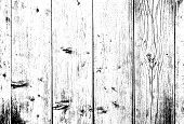Distressed Wooden Planks Overlay Texture. Wood Grain Background. poster