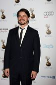 LOS ANGELES - SEP 21:  Jason Ritter arrives at the Primetime Emmys Performers Nominee Reception at S