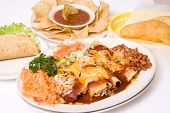 image of mexican food  - southwestern traditional food - JPG