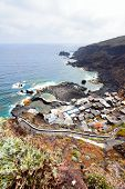 Small village on the coast, El Hierro, Canary Islands
