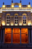 stock photo of old post office  - Old Post Office Building in Eminonu Istanbul - JPG