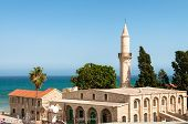 stock photo of larnaca  - Touzla Mosque  - JPG
