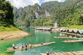 stock photo of apr  - SURAT THANI THAILAND  - JPG