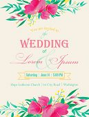 picture of composition  - Wedding invitation - JPG