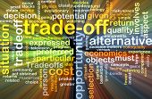 picture of trade  - Background text pattern concept wordcloud illustration of trade - JPG