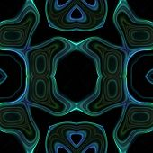 foto of agate  - Agate or onyx gemstone abstract seamless pattern or background - JPG