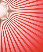 pic of starburst  - Radiating converging lines rays background - JPG