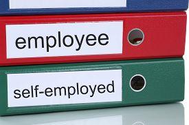 pic of self-employment  - Employee or self - JPG
