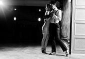 Постер, плакат: Argentinian Tango Dance