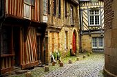 Medieval Houses poster