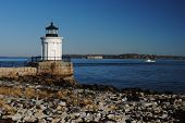 Portland Breakwater Lighthouse aka