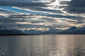 picture of natal  - By the waterside in Puerto Natales Chile - JPG