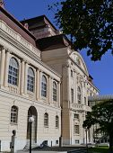 Постер, плакат: The opera of Graz in Austria