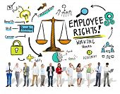 image of equality  - Employee Rights Employment Equality Job Business Technology Concept - JPG