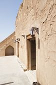 picture of oman  - Image of fort al jabreen in Oman - JPG