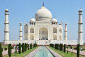 picture of india gate  - Taj Mahal - JPG